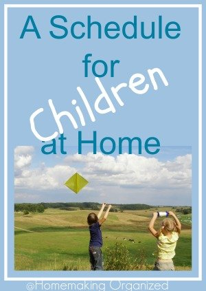 Schedule-Children-Home