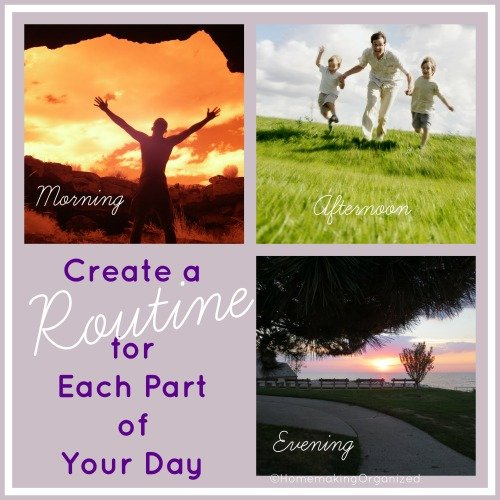 Create a Daily Routine for Your Kids
