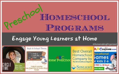 Provide Preschool Time at Home for Your Child