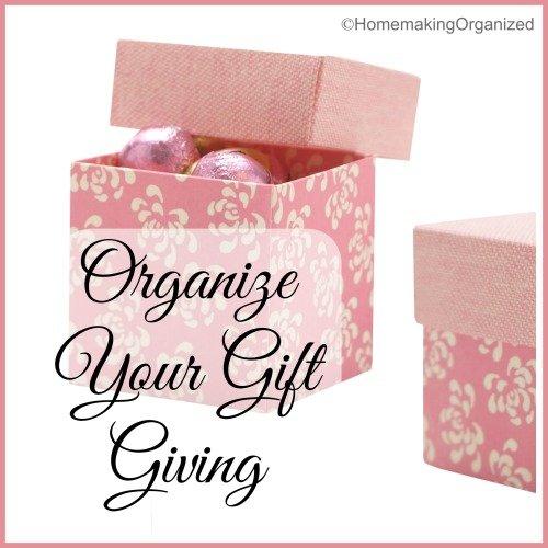 organize-gift-giving