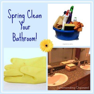 spring-clean-bathroom