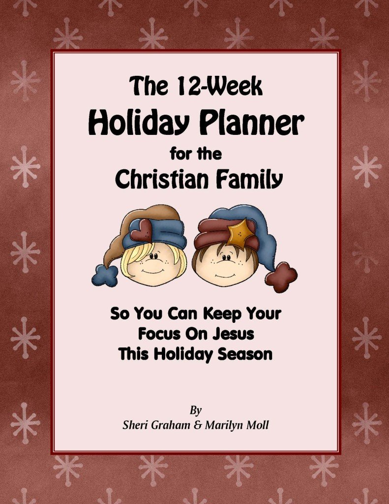 Christian Holiday Planner