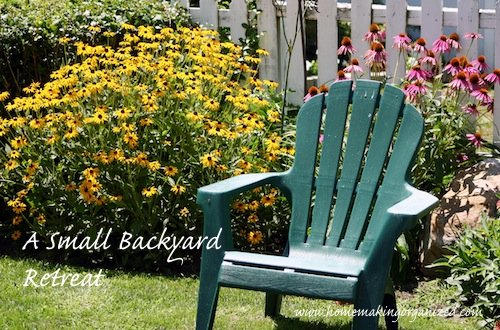 Creating a Private Retreat in Your Small Backyard ...
