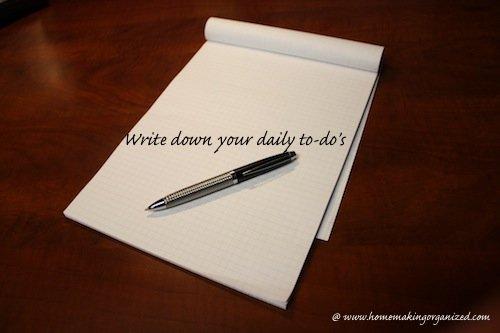 write-down-to-dos