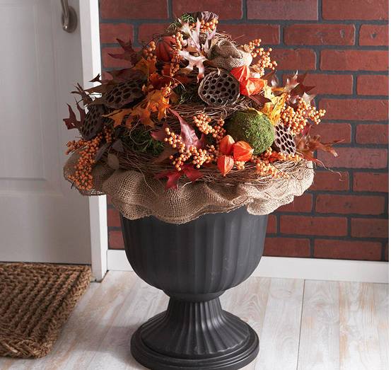 What Items to Use to in Your Home for Autumn Decor
