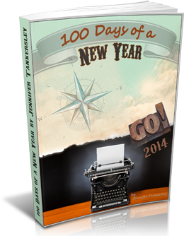 2014 100 Days of a New Year Ebook Review and Giveaway {CLOSED}