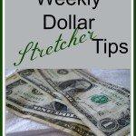 Dollar Stretcher Tips for October 20, 2016