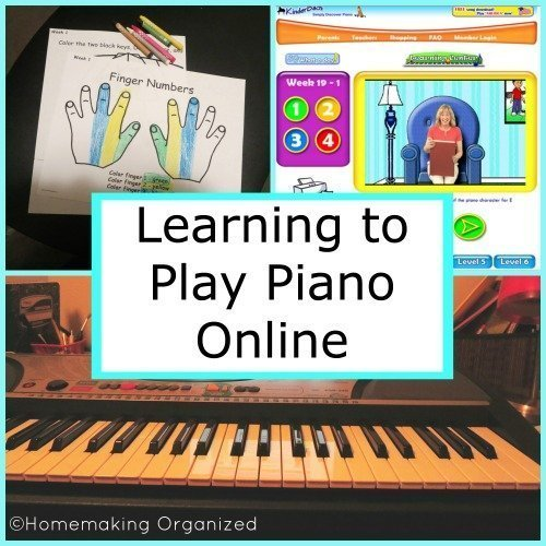Teaching Young Children Music With Online Piano Lessons