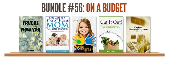 Ebook Bundle #55 Just for Mom