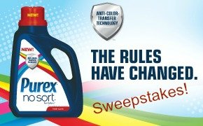 Enter the Purex Sweepstakes