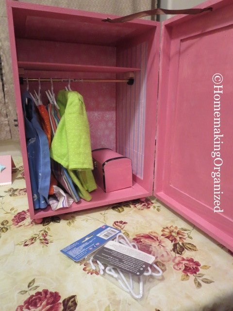 3 Home Decor Trends For Spring Brittany Stager: A Cute Pink DIY 18 Inch Doll Closet