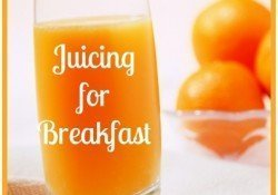 juicing-breakfast