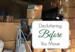 decluttering-before-move