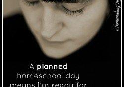 planned-homeschool-day