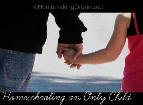 Homeschooling My Only Child