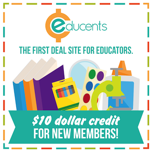Educents $10 Credit with New Signup