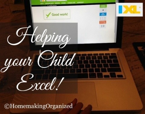 IXL Math and English Learning {a Schoolhouse Review