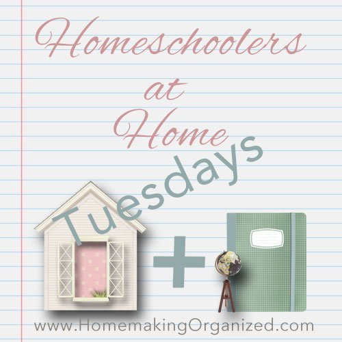 Homeschoolers at Home on Tuesdays