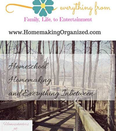 Jennifer at Everything Then Some – Homeschoolers at Home Tuesday