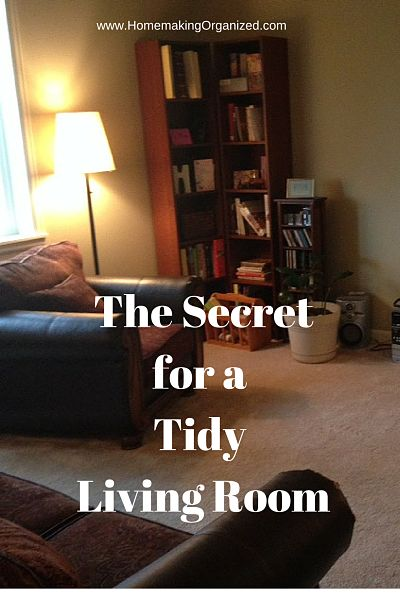 the occult in your living room the secret to a tidy living room homemaking organized 26064