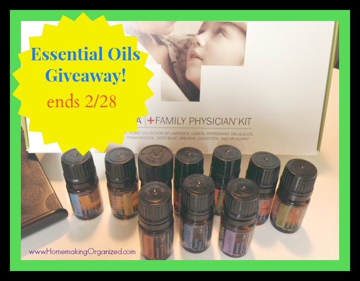 essential-oils-giveaway