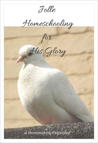 Jolle Homeschoolingfor His Glory