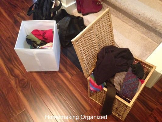 Cleaning the Hall Closet (a 34 Weeks of Clean Update)
