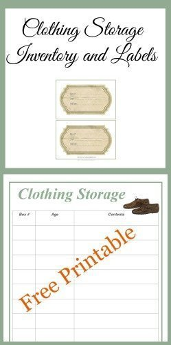 clothing-storage