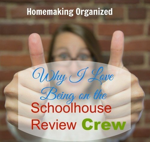 Why I Love Being on the Schoolhouse Review Crew (the 2015 version)