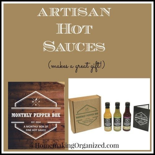 Give the Gift of Pepper! Monthly Pepper Box Promotion