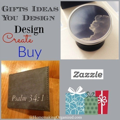Create a Custom Gift This Season with Zazzle