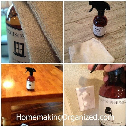 Natural Cleaning Products for Your Spring Cleaning – Murchison-Hume, Review and Giveaway