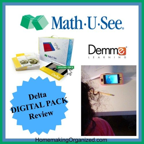 Demme Learnings MathUSee Math Curriculum Delta Level a Crew – Mathusee Worksheets