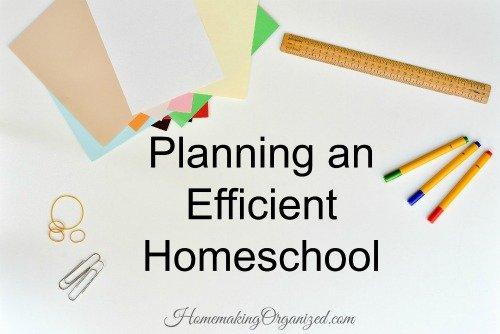 planning-efficient-homeschool