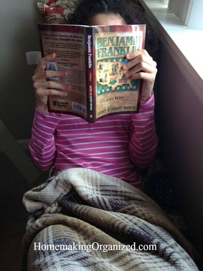 Heroes of History,  Benjamin Franklin Biography Book Review