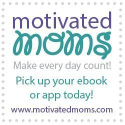 Motivated Mom's Planner 50% Off