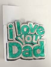 Cute Quick Father's Day Gifts Made with Kwix Stix