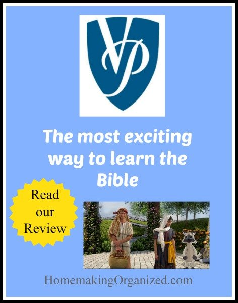VeritasBible Online Homeschool Bible Program a Schoolhouse Crew Review