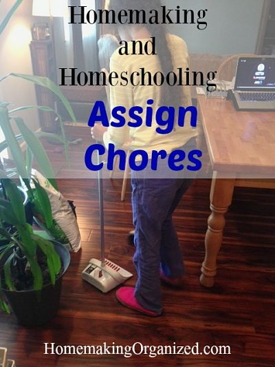 Managing Your Home During the Homeschool Days