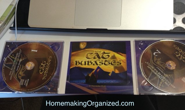 Cat of the Bubastes by Heirloom Audio Products {Review}