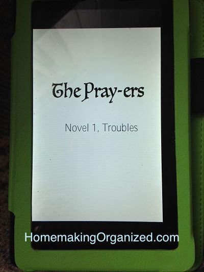 The Pray-ers / Book 1 Troubles a Homeschool Crew Review