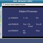 Middlebury Interactive Languages Spanish Curriculum Review