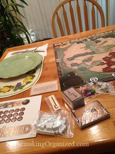 Commissioned (Chara Games) a Christian Family Board Game ~ Review