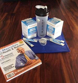Dr. Mercola's Complete Probiotic Powder Packets! A #Momsmeet Review