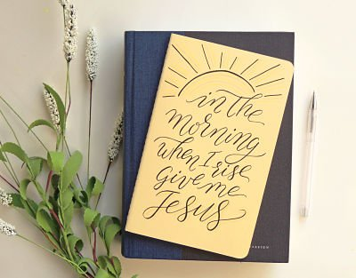 in-the-morning-scripture-journal