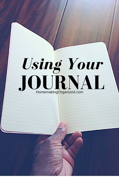 using_your_journal
