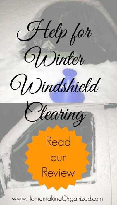 The Scrape-A-Round Windshield Ice Scraper Review