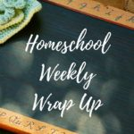 Homeschool Weekly Wrap Up February 17, 2017
