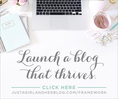 Building a Framework:The Ultimate Blogging Handbook