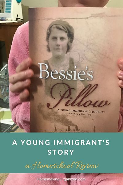 Bessie's Pillow: A Young Immigrant's Story : Homeschool Book Review
